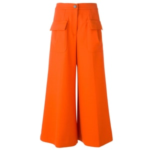 Trend Report: Wide-Leg Trousers