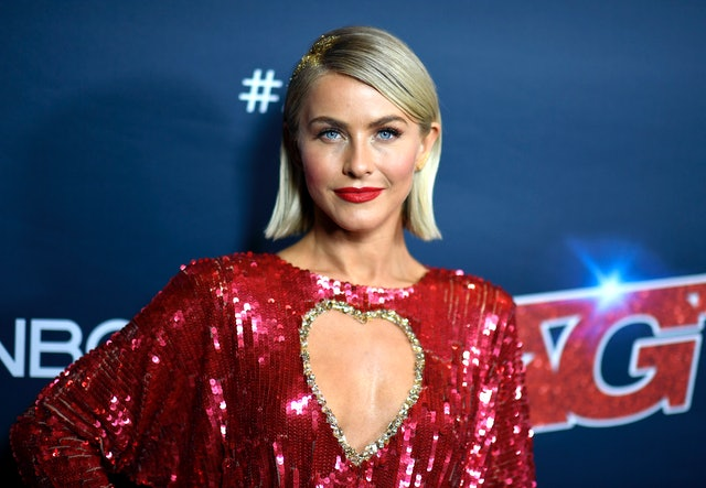 Julianne Hough went for a shorter version of fall 2019's bob trend