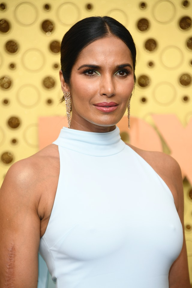 Padma Lakshmi is on board with this fall 2019 eyeshadow trend