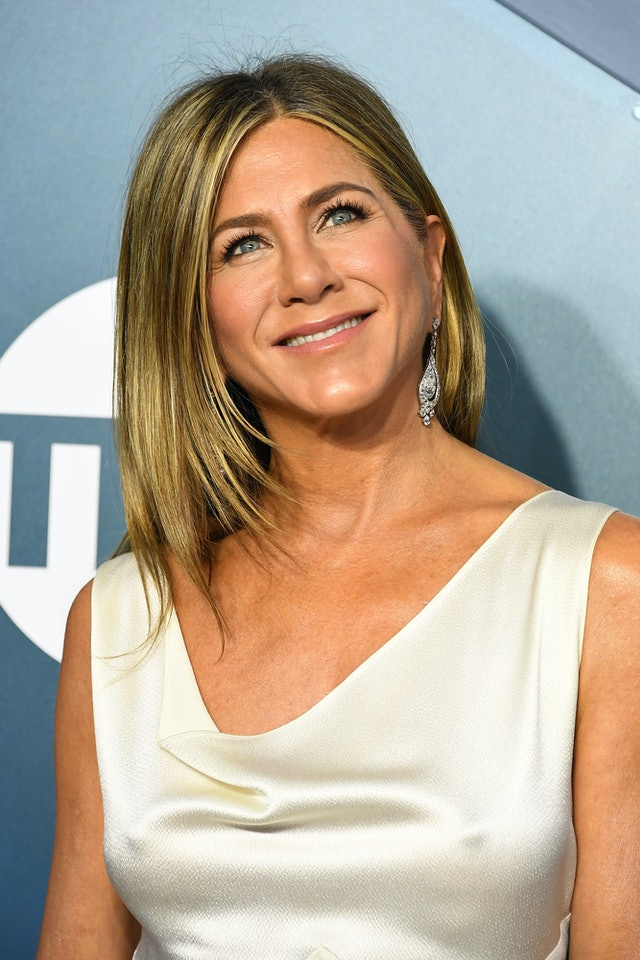 Jennifer Aniston was one of the top 2020 SAG Awards beauty looks of the night