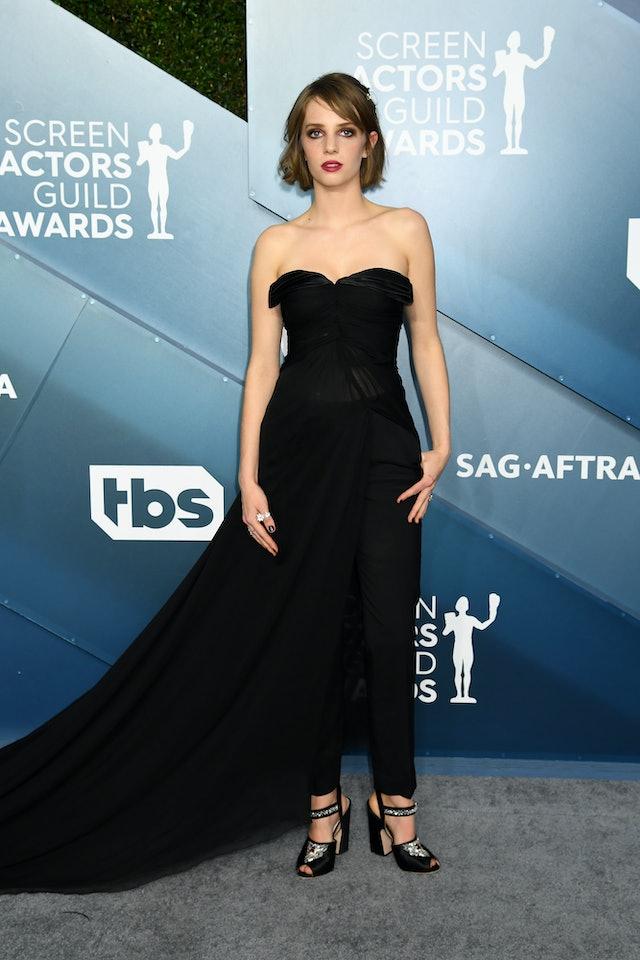 Maya Hawke wore pants to the 2020 SAG Awards
