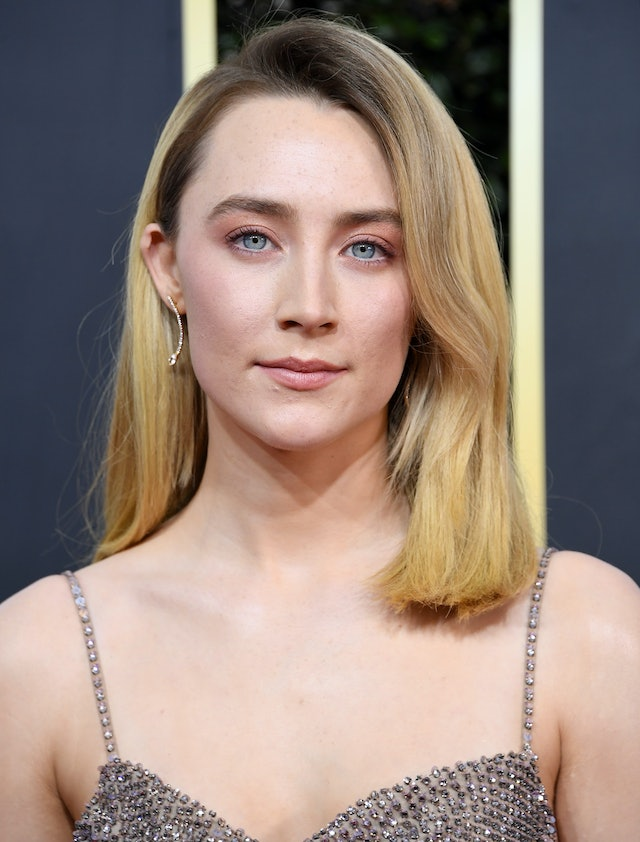 Virtue's new Healing Oil on Saoirse Ronan
