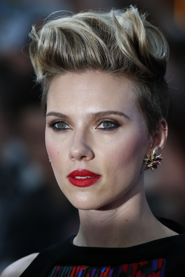 Scarlett Johansson has supplied no shortage of memorable hair moments over the years