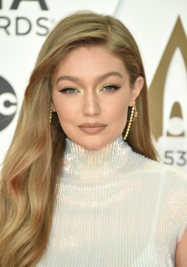 Gigi Hadid has pioneered the bronde hair color trend