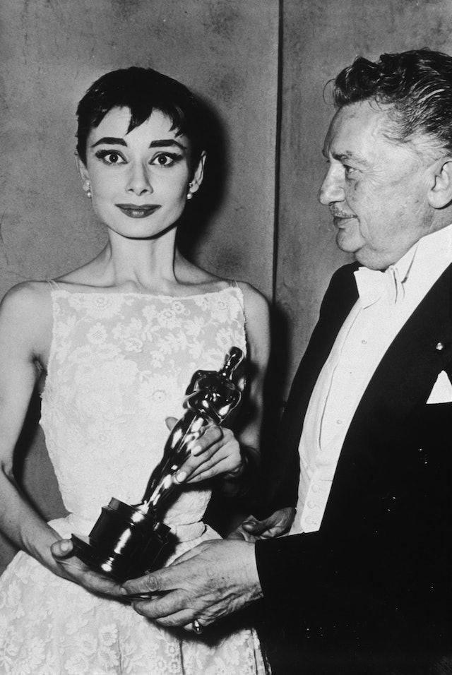 The best Oscars beauty looks like Audrey Hepburn's bold brows.