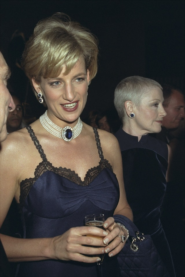The best Met Gala beauty looks: Princess Diana.