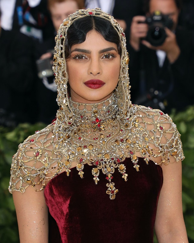 The best Met Gala beauty looks: Priyanka Chopra.