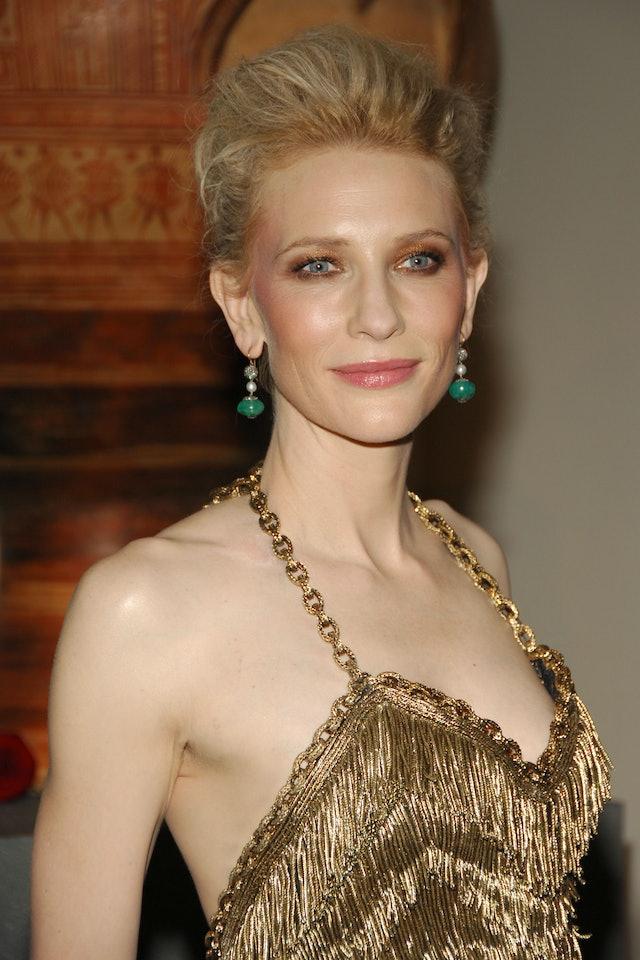 The best Met Gala beauty looks: Cate Blanchett.