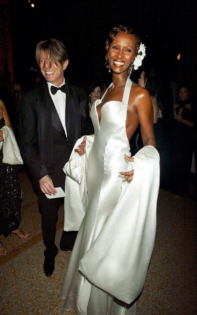 The best Met Gala beauty looks: Iman.