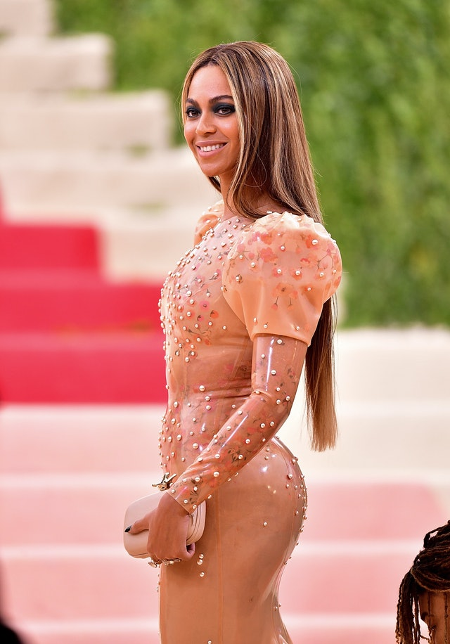 The best Met Gala beauty looks: Beyoncé.