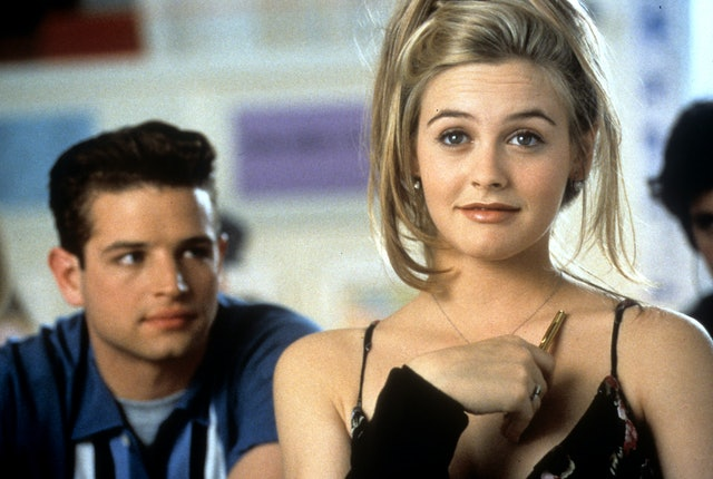 Cher's brown lipstick was an iconic beauty moment in the movie Clueless