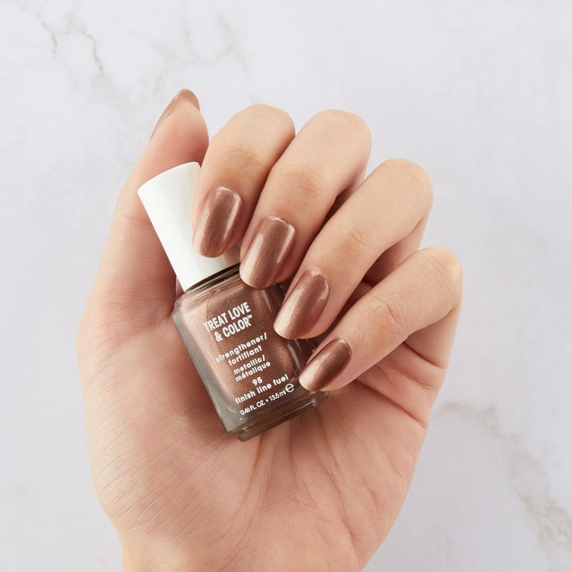 Essie Metallic Gold Nail Polish: Essie's January 2019 Colors Are Proof Metallic Nail Polish