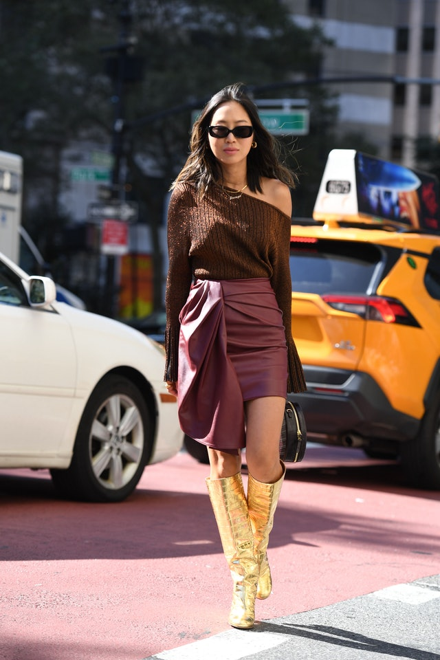 Aimee Song Street Style
