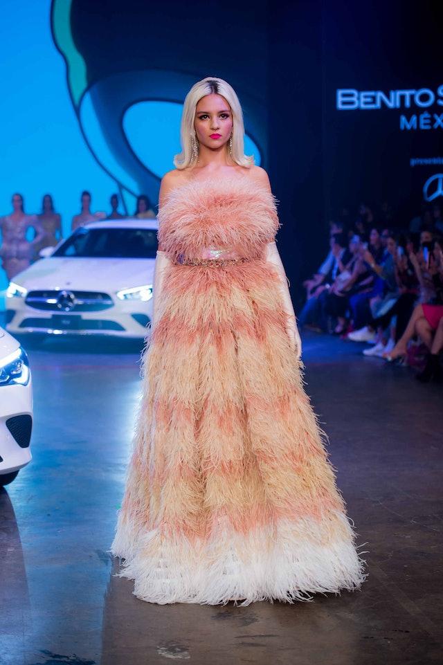 Benito Santos Fashion Week Mexico City