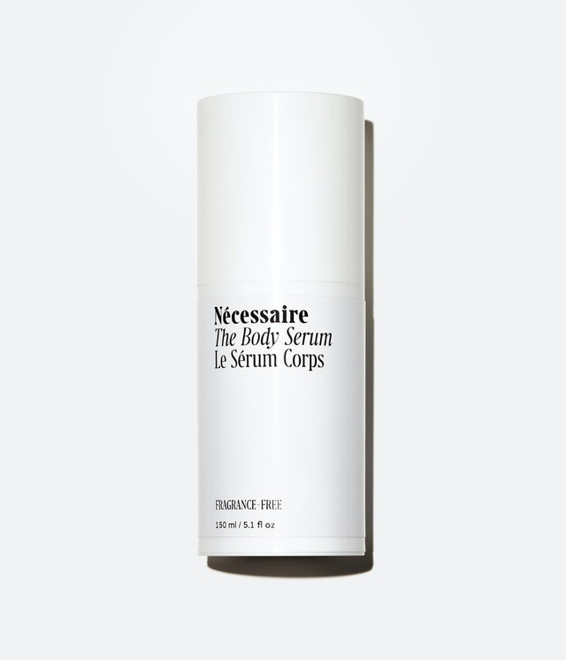 Front of Nécessaire's The Body Serum