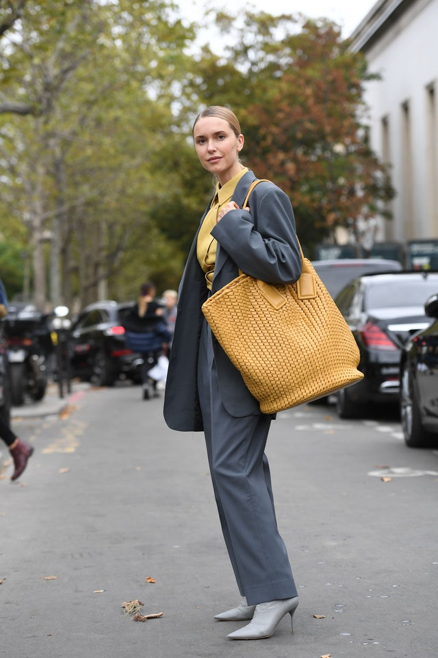 Pernille at Paris Fashion Week