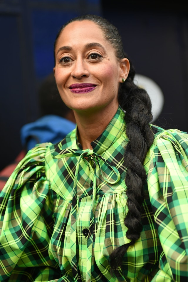 Night-out hairstyles inspired by Tracee Ellis Ross