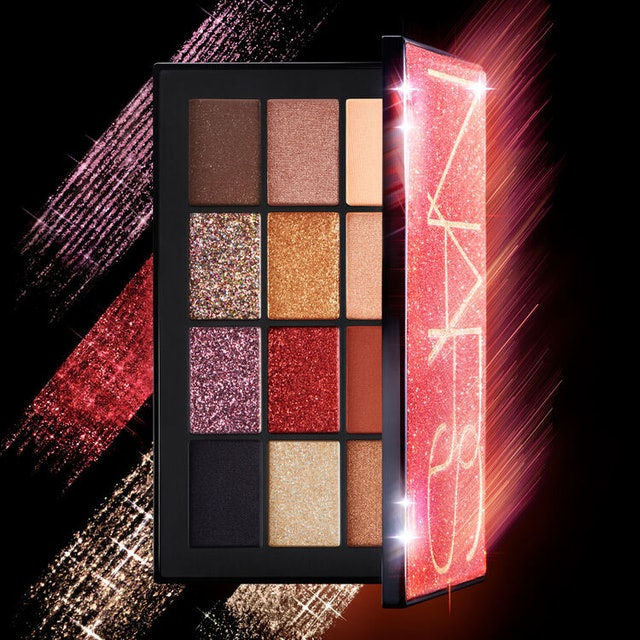 Holiday 2019 eyeshadow palettes like NARS' Inferno Eyeshadow