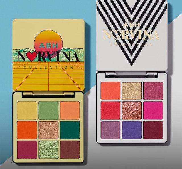 Anastasia Beverly Hills' new False Lashes launched alongside Mini Norvina Pro Pigment Palettes