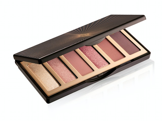 Charlotte Tilbury's Charlotte Darling Palette includes six glamorous eye shadow shades.