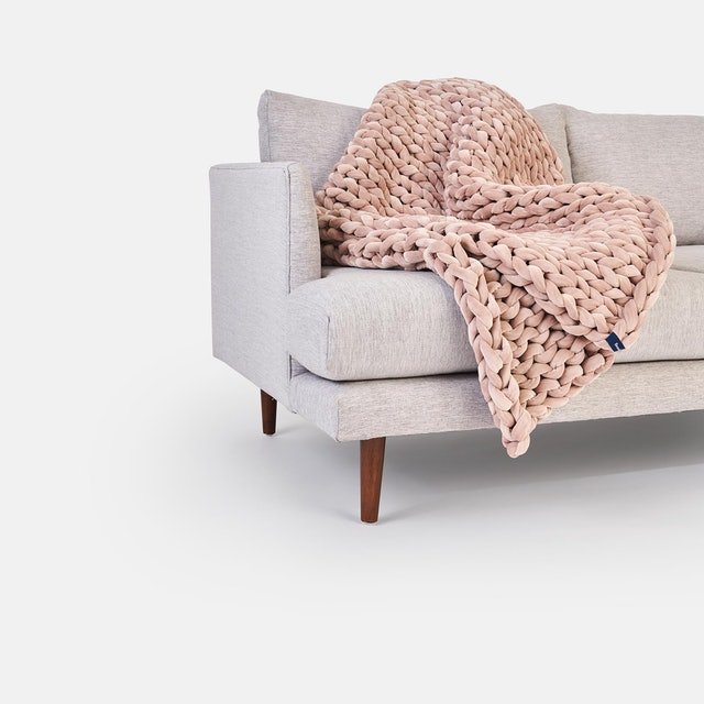 The Bearaby X West Elm Collaboration Means Chic Weighted