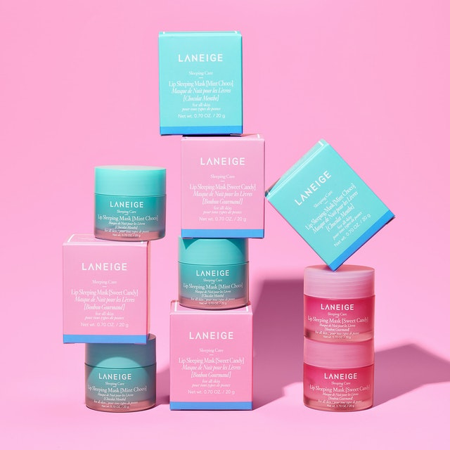 Laneige's limited-edition sleeping lip mask comes in two new flavors that are perfect for gifting.