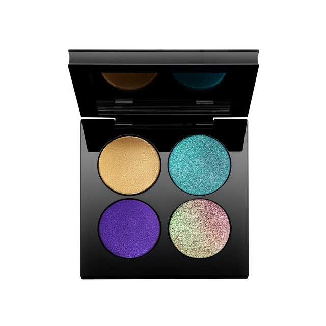 BLITZ ASTRAL EYE SHADOW QUAD: Nocturnal Nirvana from Pat McGrath Labs' Obsessive Opulence collection