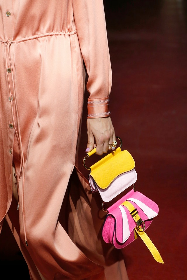 multi bag trend for spring 2020