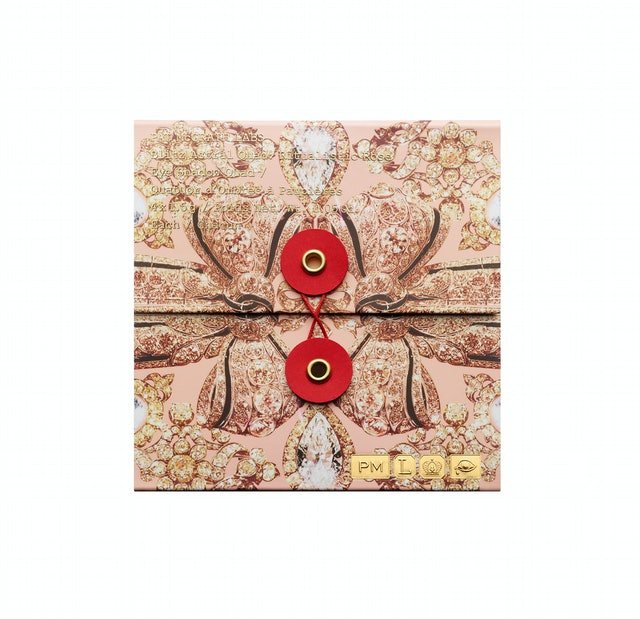 Blitz Astral Eye Shadow Quad: Ritualistic Rose from Pat McGrath Lab's Obsessive Opulence collection