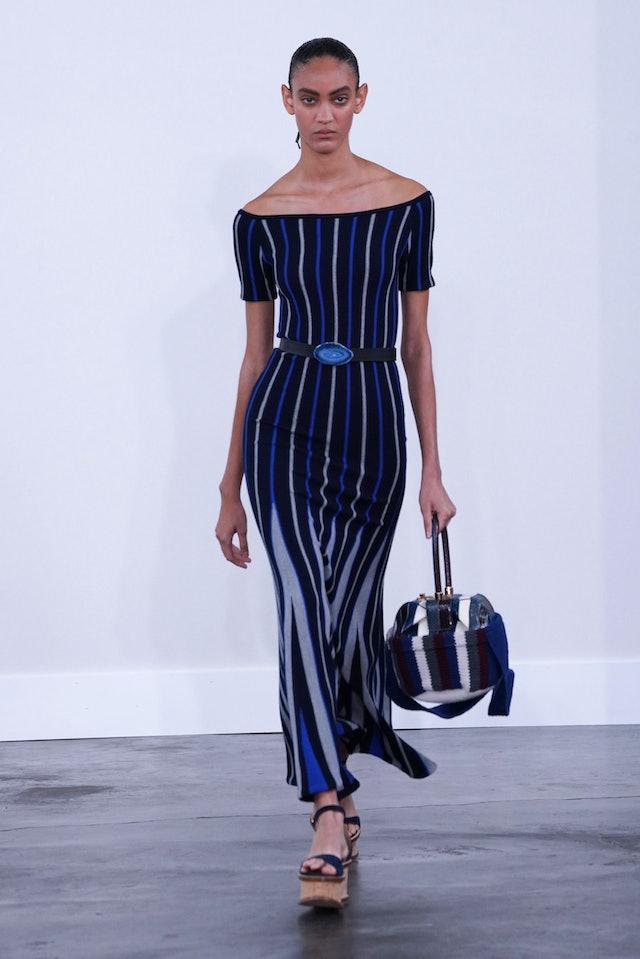 stripe  bag trend for spring 2020