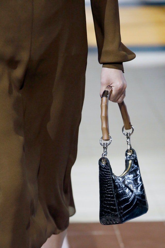 bamboo handle bag trend for spring 2020