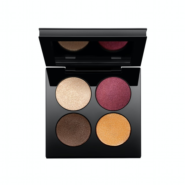 BLITZ ASTRAL EYE SHADOW QUAD: Iconic Illumination from Pat McGrath Lab's Obsessive Opulence collection