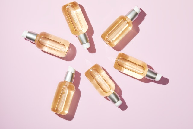 """Function of Beauty's new custom Hair Serum gives strands the """"glass-hair"""" effect"""