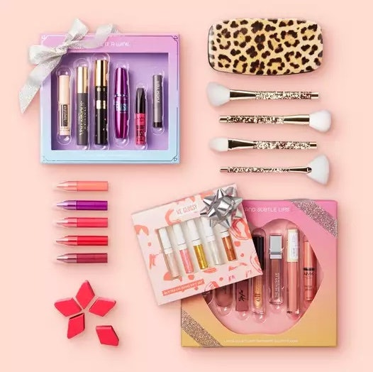Beauty gifts under $15 at Target that are great for gift exchanges