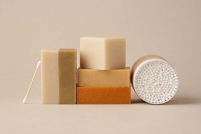 by Humankind's new Body Wash Bar, Conditioner Bar, and Hand Soap Cube