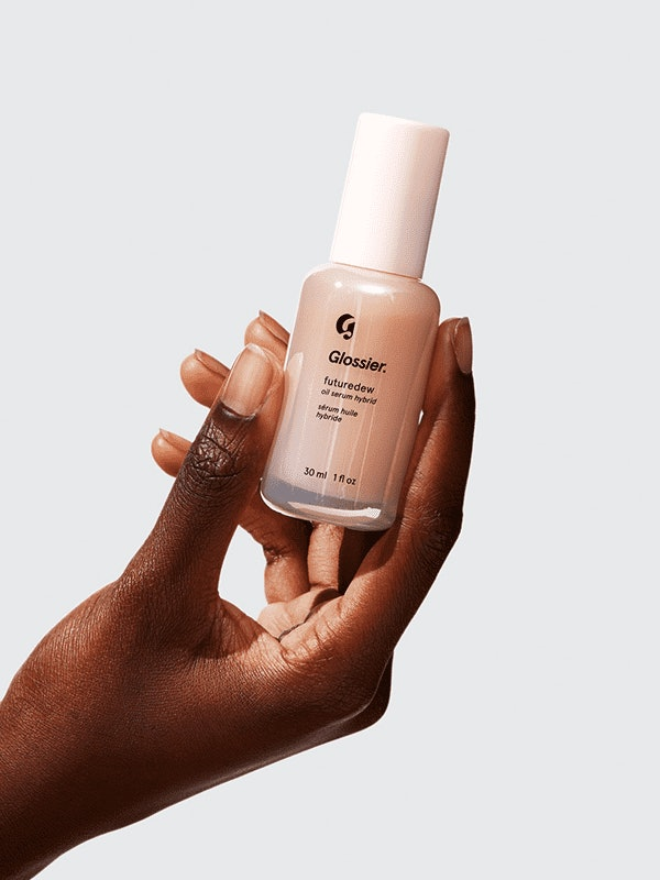 Viral beauty products include Glossier's Futuredew
