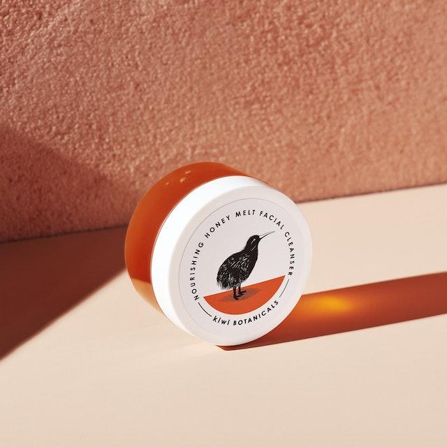 Kiwi Botanicals' new Nourishing Honey Melt Facial Cleansers