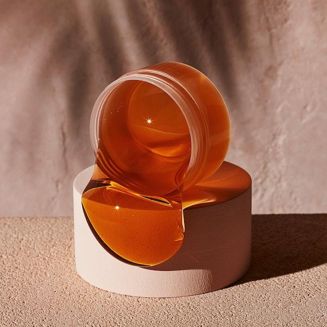 Texture of Kiwi Botanicals' new Honey Melt Facial Cleansers