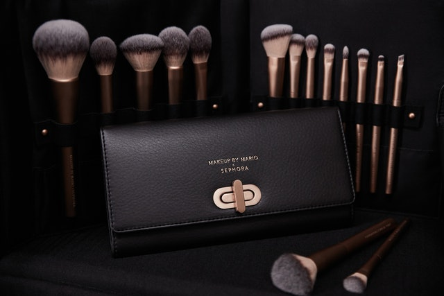 The Makeup By Mario x Sephora brush sets