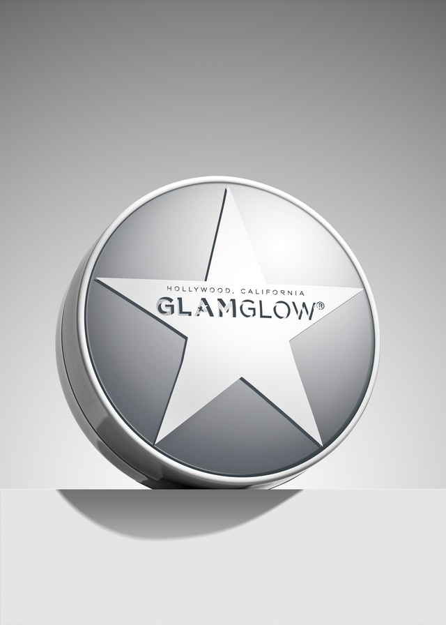 GLAMGLOW's SUPERMATTIFY Clarifying Oil-Control Face Primer outside packaging
