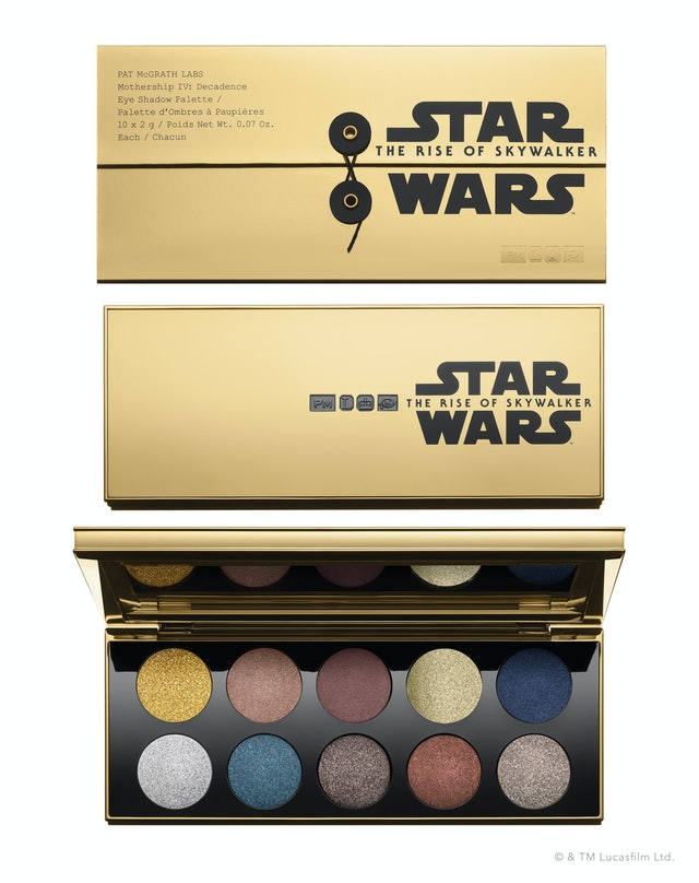 Mothership IV Decadence Palette from Pat McGrath Labs' Star Wars: The Rise Of Skywalker collection
