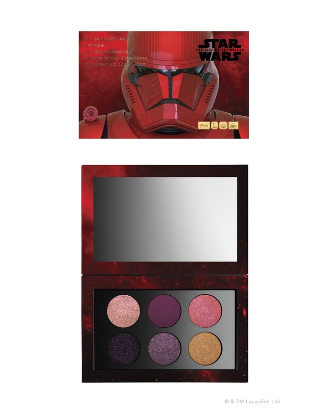 MTHRSHP: Dark Galaxy eyeshadow palette from Pat McGrath Labs' Star Wars: The Rise Of Skywalker collection