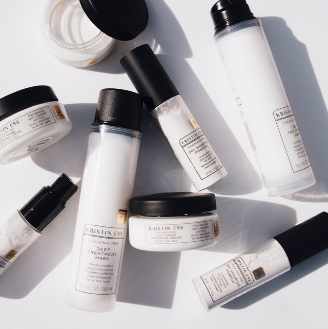 Kristin Ess' new Fragrance Free Collection features seven haircare products