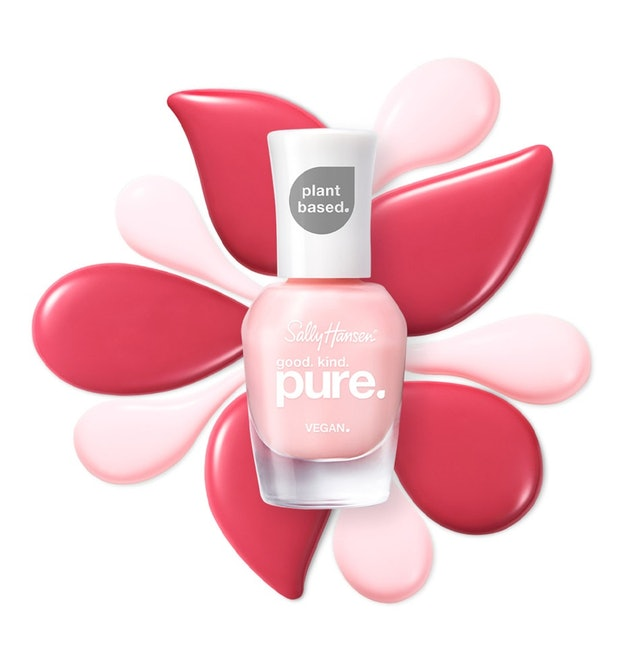 Nail polish from Sally Hansen's new good. kind. pure. line