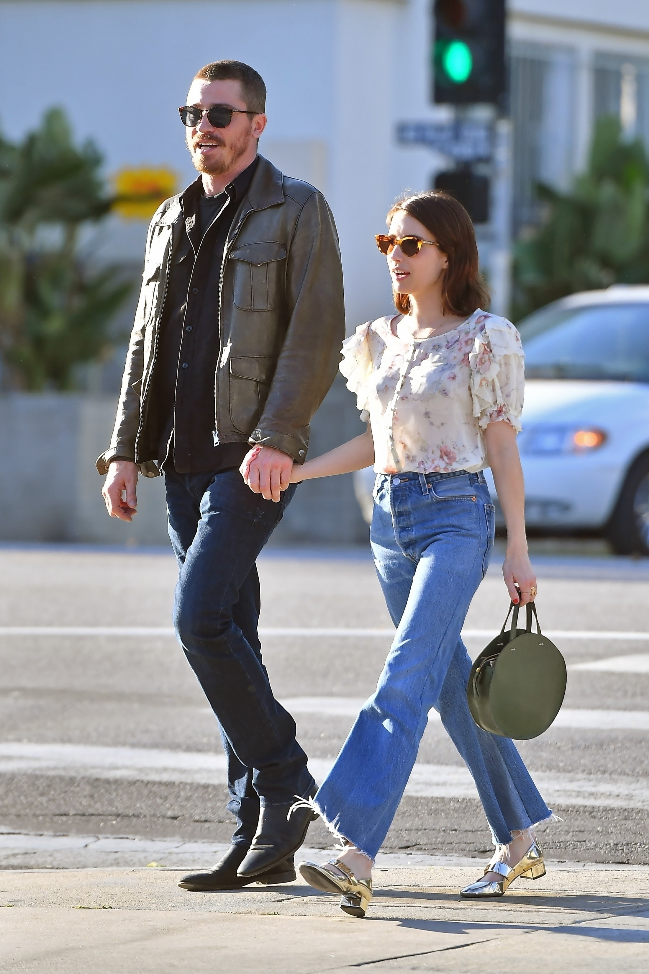 Emma Roberts' Mary Jane Pumps Are The