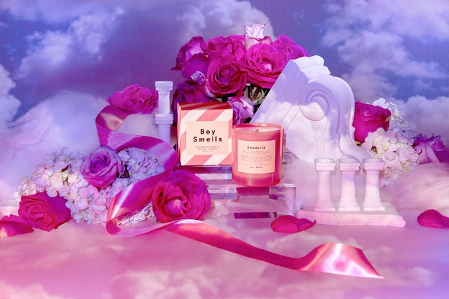 Boy Smells' new Love Collection includes a new scent called Rosalita