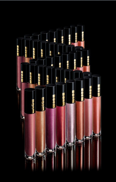Eight shades of Pat McGrath Labs' new OpuLUST: GLOSS.