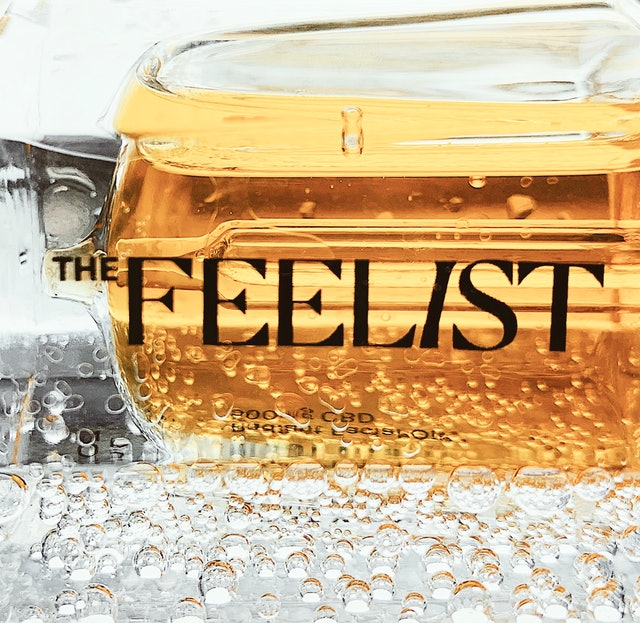 The Feelist's new oil features CBD and several oils like jojoba and marula.