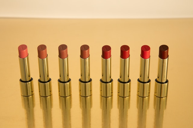 Eight lipstick shades will be the first products from Valdé.