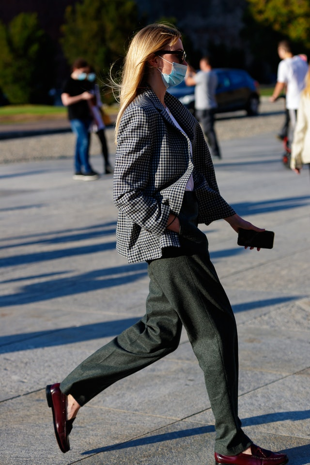 Loafers street style